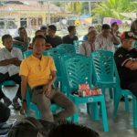 Sosialisasi Gerakan Masyarakat Anti Riba kepada Pengurus dan Anggota Koperasi KSU-KM Desa Mentulik